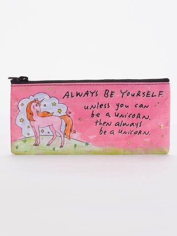Be Yourself Pencil Pouch