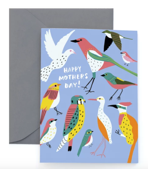 Flock Mother's Day Card
