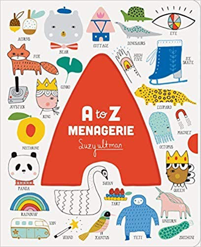A to Z Menagerie by Suzie Ultman