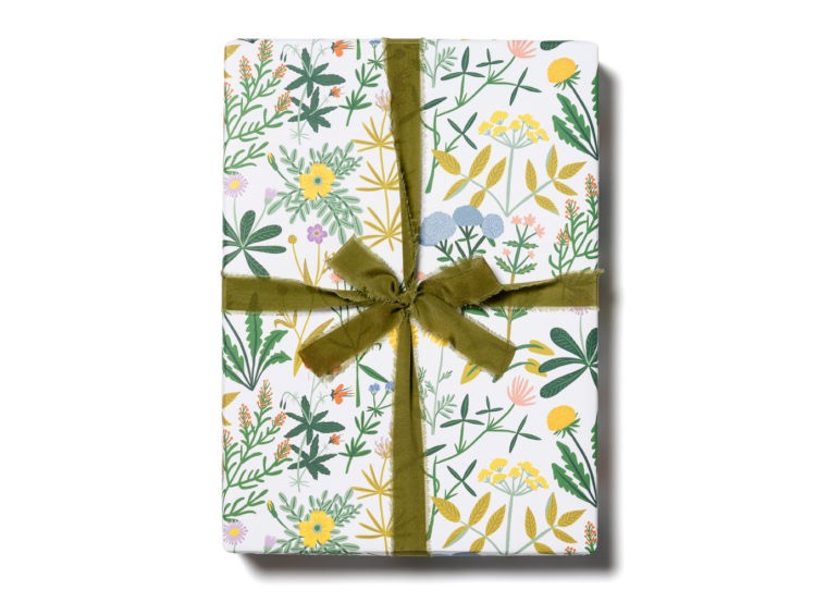 Growing Wild Wrap Paper Sheet (Pick Up Only)