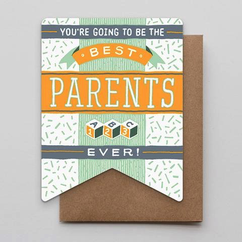 Best Parents Banner Card