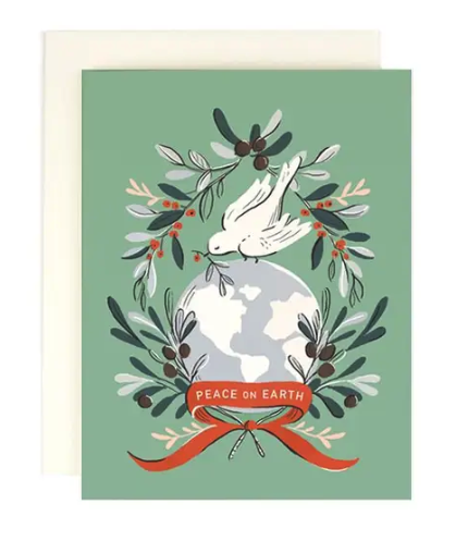 Peace on Earth Boxed Cards