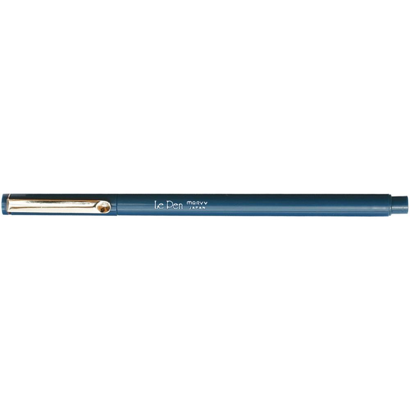 Le Pen, ORIENTAL BLUE .03MM