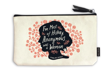 Anonymous Zipper Pouch