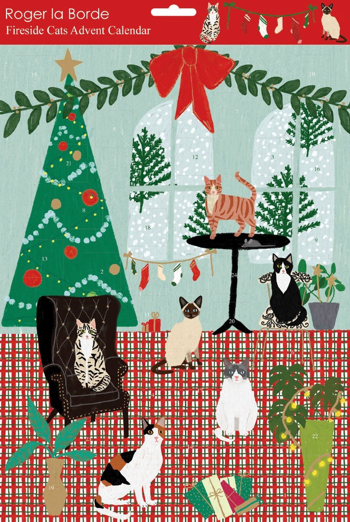 Cat Palais Advent Calendar