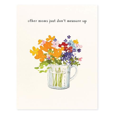 Measuring Cup Mother's Day Card