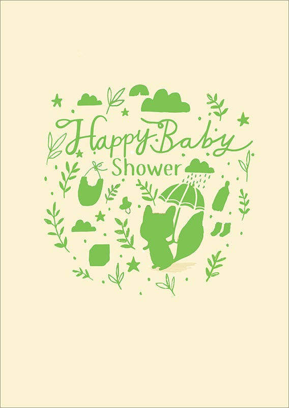 Happy Baby Shower Card