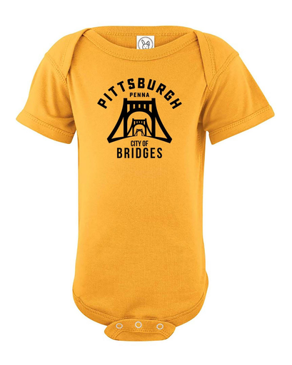 City of Bridges Onesie