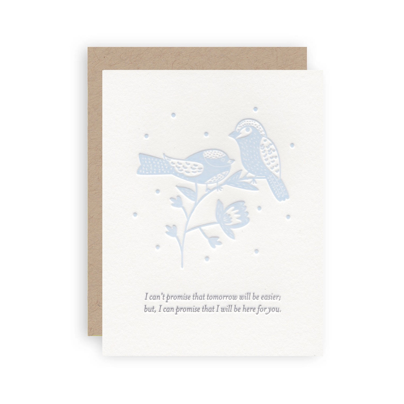 Promise Birds Card