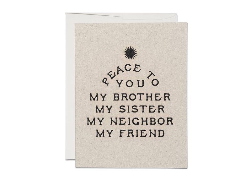 Peace to You Boxed Card Set