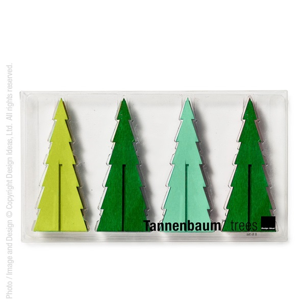 Tannenbaum Tree Mini Greens 4.5""