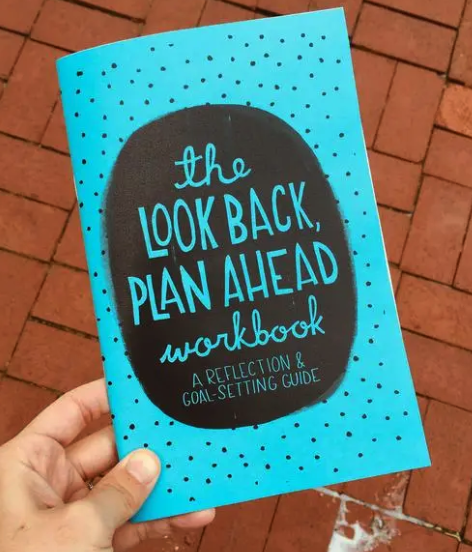 Look Back, Plan Ahead Workbook Zine