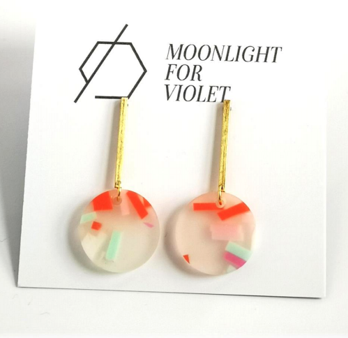 Confetti Bomb Earrings