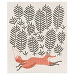 Hill & Dale Swedish Dishcloth - Fox