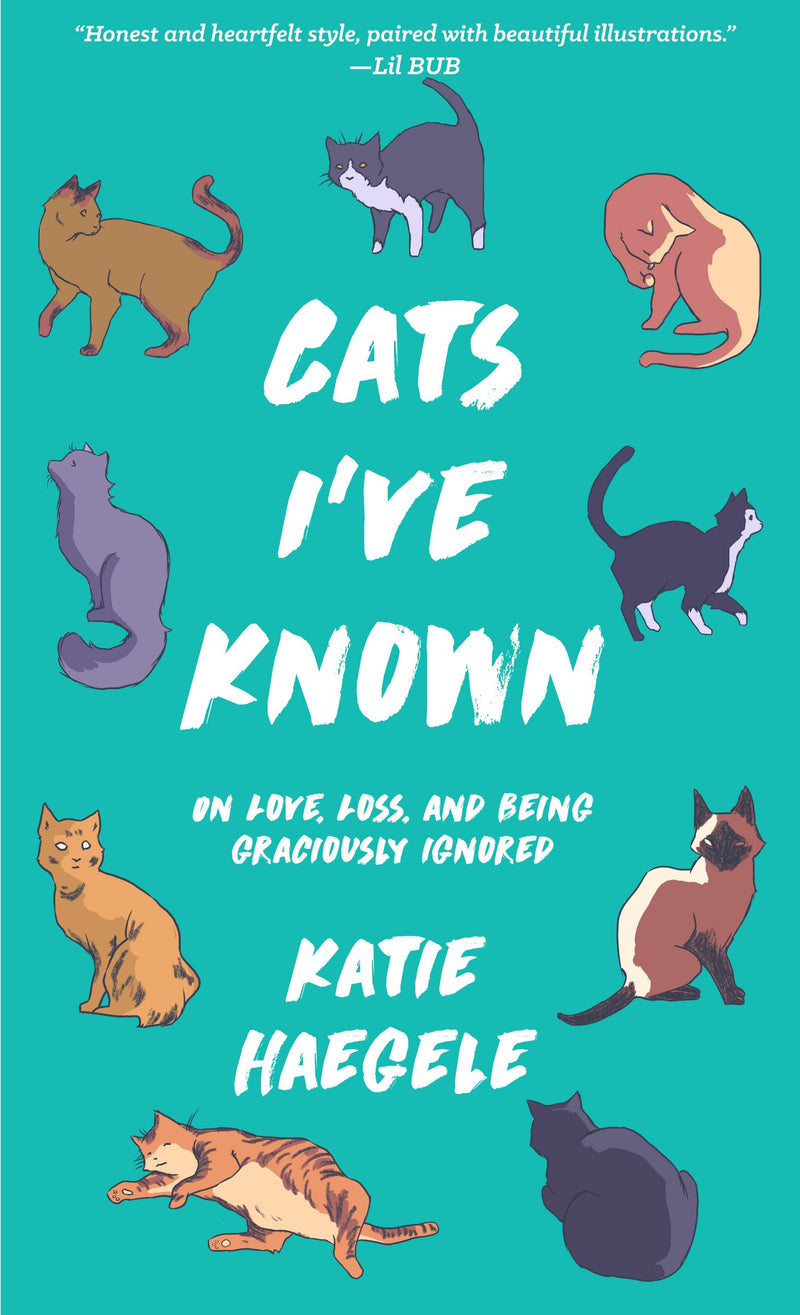Cats I've Known - Katie Haegele