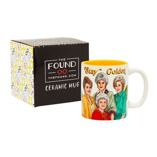Stay Golden Women Mug