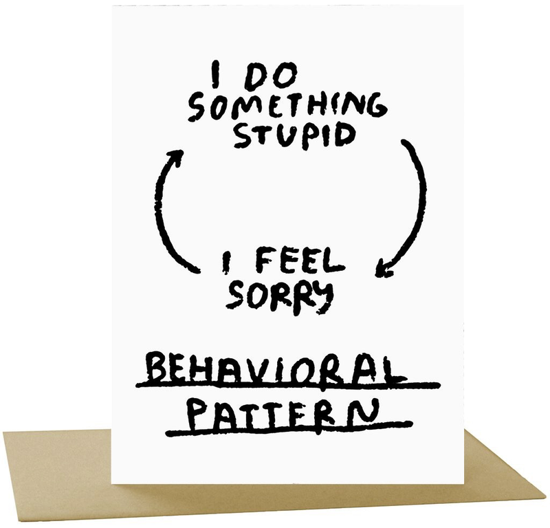 Behavioral Pattern Card