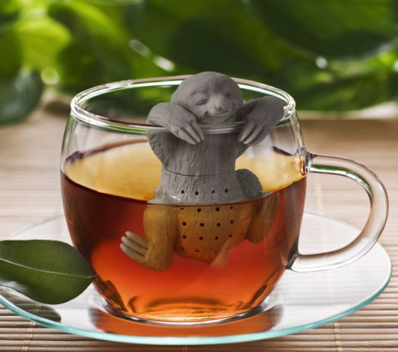 Slow Brew Sloth Tea Diffuser