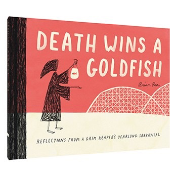Death Wins a Goldfish - Brian Rea