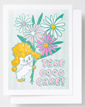 Take Good Care Card
