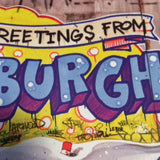 Pittsburgh Graffiti Holiday Card