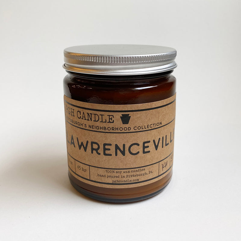 Lawrenceville Candle