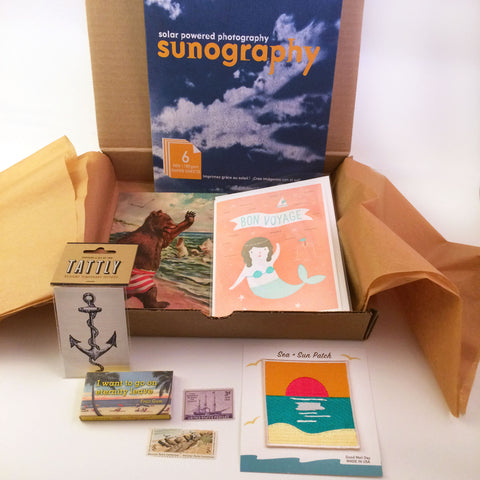 Good Mail Day Club - Sea & Sun Box