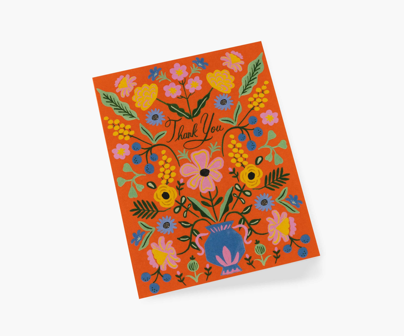 Gabriella Thank You Card