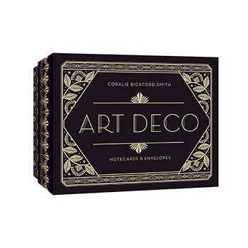Art Deco Boxed Cards
