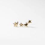 Star & Constellation Stud Earrings