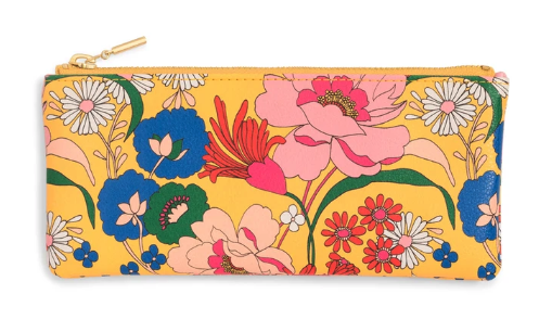 Sunshine Super Bloom Pencil Pouch