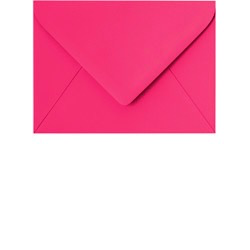Fuchsia A7 Envelope Pack of 10