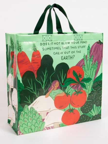 Out of the Earth Shopper Tote