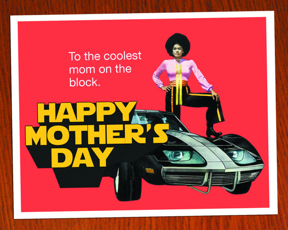 Coolest Mom Card