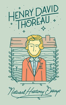 Natural History Essays - Henry David Thoreau