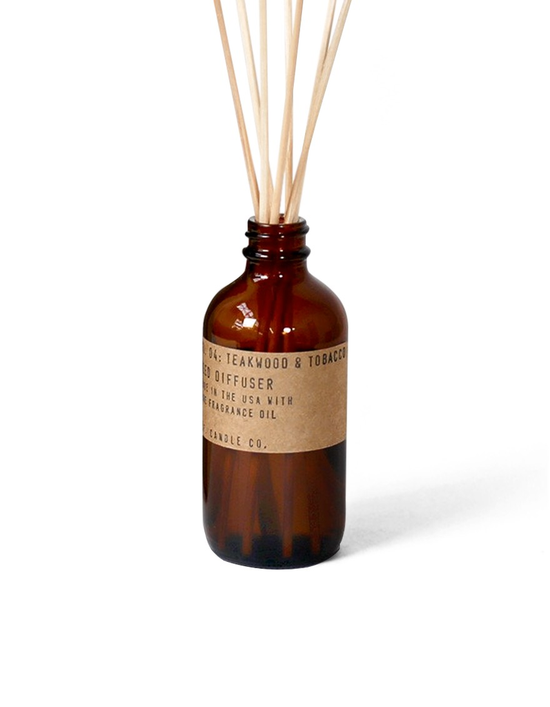 Teakwood & Tobacco 3oz. Diffuser (Pick Up Only)
