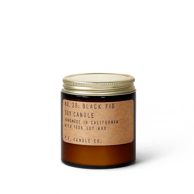 Black Fig Candle