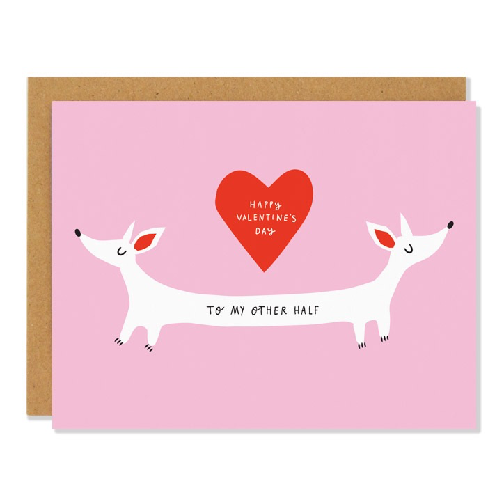 Other Half Valentine's Day Card