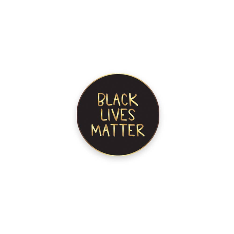 Black Lives Matter (Enamel Pin)