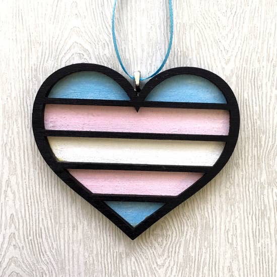 Trans Pride  Ornament