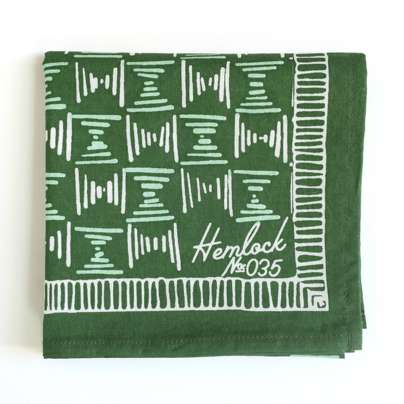 Hattie Premium Cotton Bandana