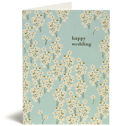 Wedding Bunches Card