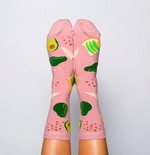Avocado Toast Socks
