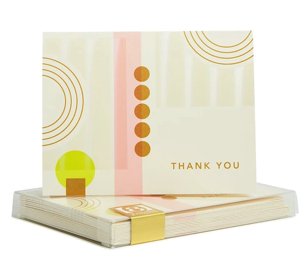 Billie Thank You Boxed Cards