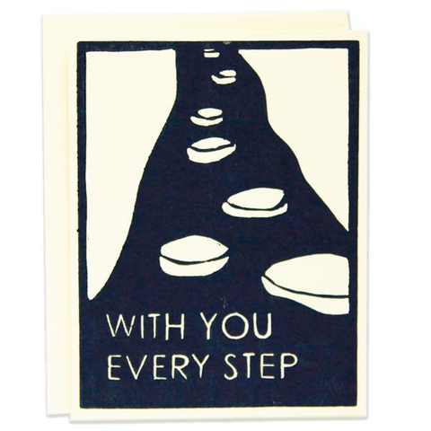 Stepping Stones Card