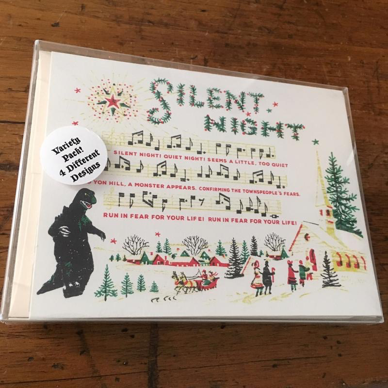 Holiday Sing-A-Long Boxed Cards