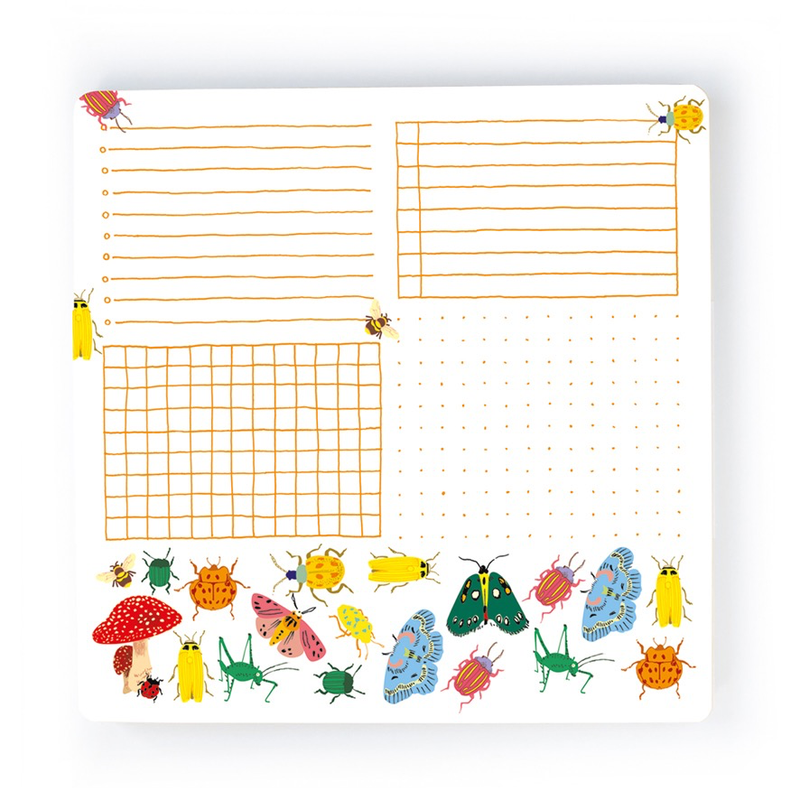 Bug Collection Note Block