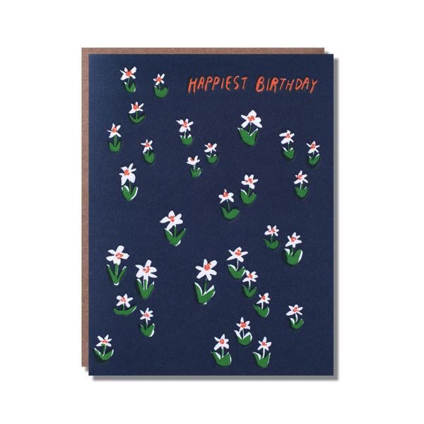 Happiest Meadow Birthday Card