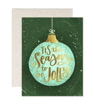 Jolly Ornament Boxed Cards