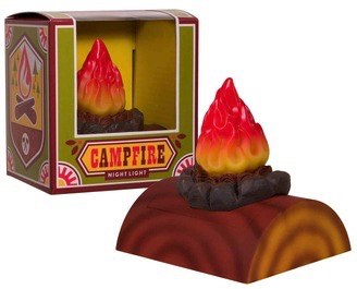 Campfire Night Light